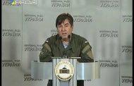 Брифінг Юрія Тимошенко з приводу керівництва ЗВК -58