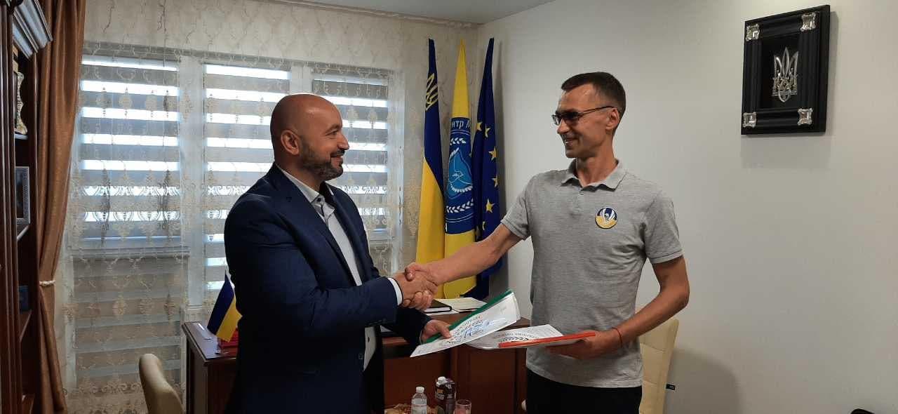 ГО «Альянс Української єдності» та ГО «Український Центр гуманітарних проектів» підписали меморандум про взаєморозуміння щодо партнерства у сфері прав людини.